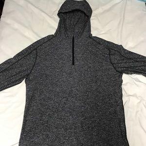 Large Lululemon Pullover Grey